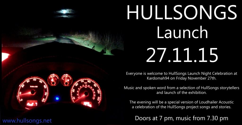 HullSongs Event 44