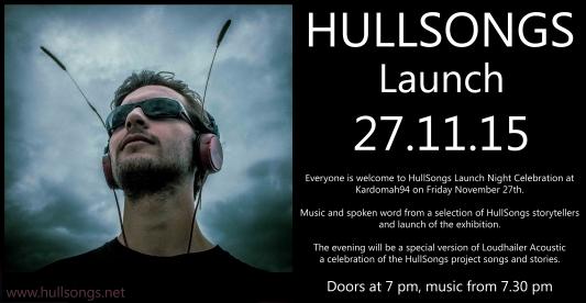 HullSongs Event eiser
