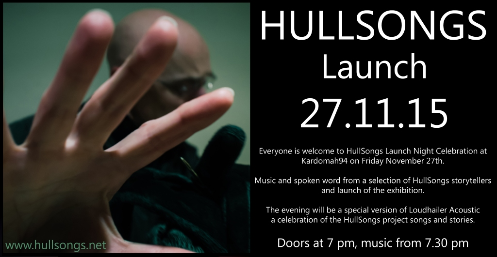 HullSongs Event GB