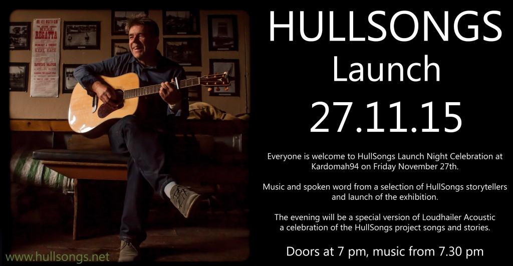 HullSongs Event JO