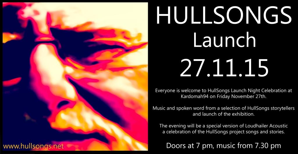 HullSongs Event OG
