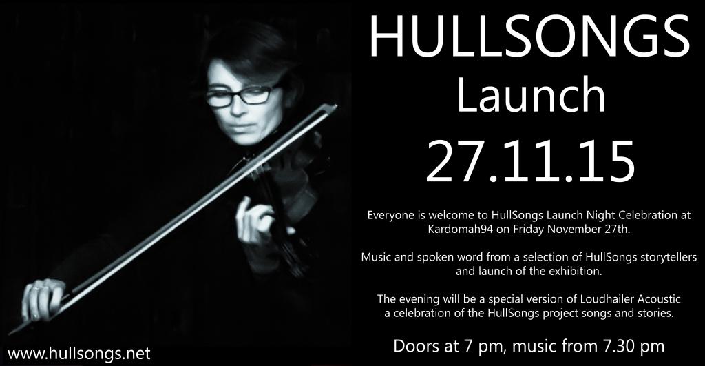 HullSongs Event VQ